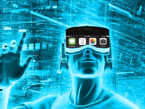 Why every iPhone 7 spec and rumor points to virtual reality | ZDNet | TV, Cinema, Gaming, VR - AR | Scoop.it
