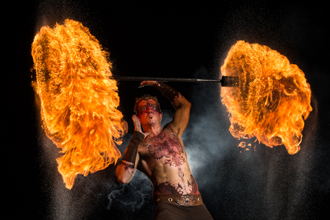 Pyrodynamics – Event Entertainment, Fire Shows, Circus Acts and Fireworks » Fire Twirlers Sydney   Fire Shows Australia   Scoop.it