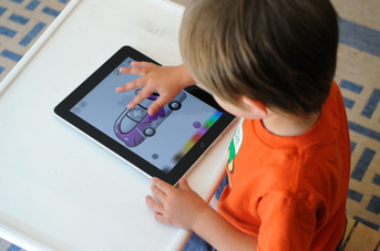 Is it ok to let my kids play with the iPad when I need a break? | Internet, Social Media and Online Safety | Scoop.it