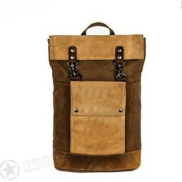 Brown tough and military canvas rucksacks pack for men - $83.90 : Notlie handbags, Original design messenger bags and backpack etc | personalized canvas messenger bags and backpack | Scoop.it