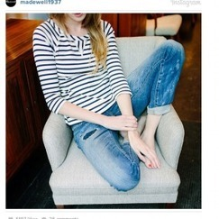 [Etude de cas] Madewell organise un flashmob sur Instagram | Social Media Curation par Mon Habitat Web | Scoop.it