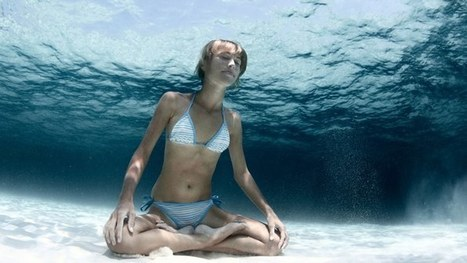 Oxygen absorbing material may allow us to breathe underwater | Cool New Tech | Scoop.it