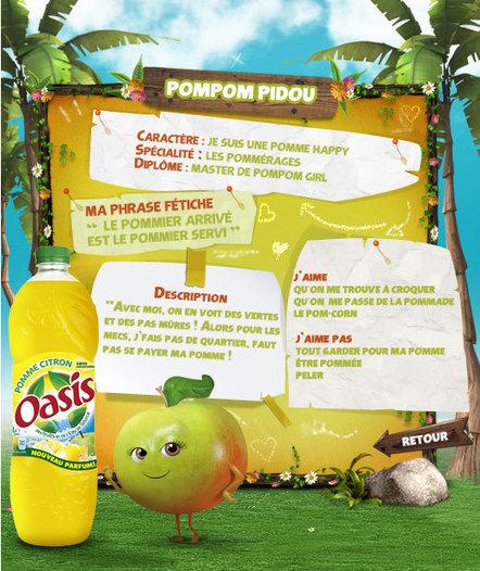 Oasis BeFruit, Analyse d'un succès Marketing «fruicassant» | Marketing et grande consommation | Scoop.it