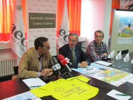 Se buscan valientes para 'A Santiago Contra el Cáncer 2013'   A Santiago Contra el Cáncer 2013   Scoop.it