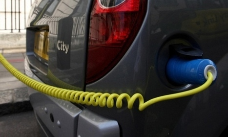 Electric car charge points set for Scottish roads - Transport - Scotsman.com | Sustain Our Earth | Scoop.it