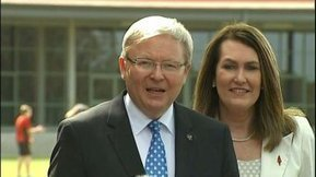 Kevin Rudd says future of child care threatened by Coalition policy 'released in dead of night' - ABC News (Australian Broadcasting Corporation) | Tony Abbott's childcare plans | Scoop.it