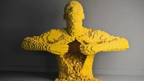 THE ART OF THE BRICK, increíbles creaciones con Lego - Uniradio Informa | ART | Scoop.it