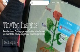 Insights- A New Educational Tool for Creating Paperless Interactive Lessons ~ Educational Technology and Mobile Learning | Serious Play | Scoop.it