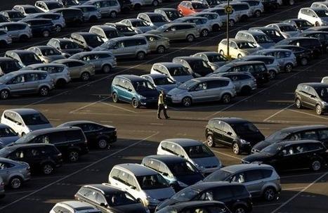 Les ventes de véhicules neufs en décroissance en Europe | Automotive Industry Review | Scoop.it
