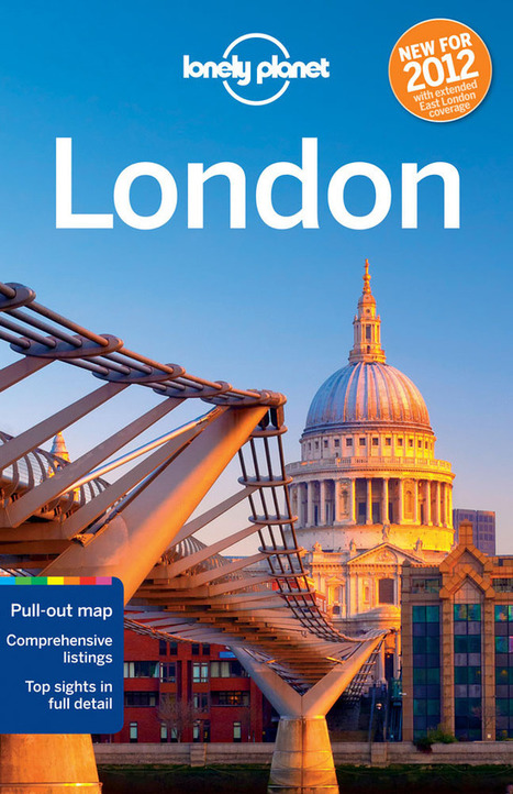 Lonely Planet meets Layar: bridging the print-digital divide – Lonely Planet blog | Hyperlocal and Local Media | Scoop.it
