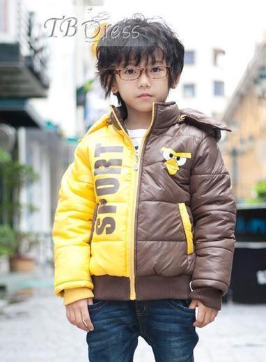 $ 29.69 Gorgeous Cotton Korean Thicken Boy Kid's Outwear | kid dress | Scoop.it