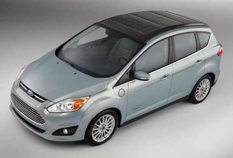 Ford unveils prototype of solar-powered hybrid car   Industry Leaders Magazine   leaders news   Scoop.it