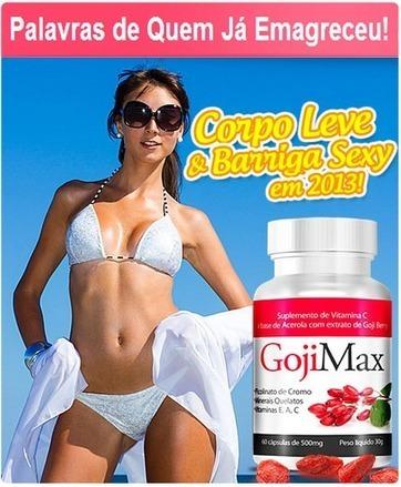 Goji Max Revisão - Aparar gordura excedente sem dieta ou exercício! | Improve from Outside and Inside | Scoop.it