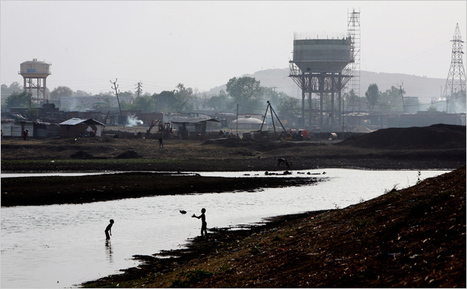 MP stuck with Bhopal waste which threatens its drinking water (and no one wants it).   Water Stewardship   Scoop.it