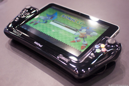 Wikipad: Les spécifications de la tablette orientée Gaming | News du Net... | Scoop.it