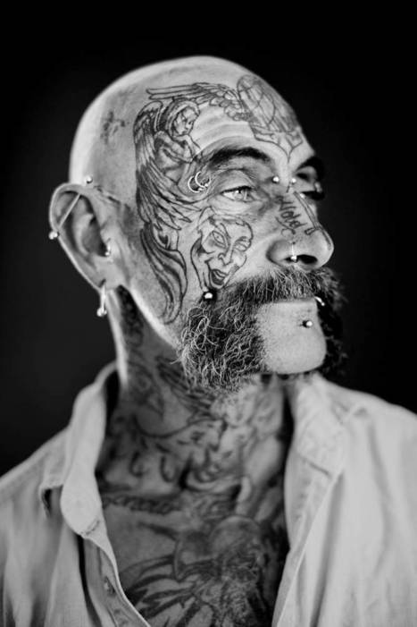 Tattoos, piercings and contortionists: inside Matilda Temperley's Human Zoo | The Independent | Tatoos on the skin | Scoop.it