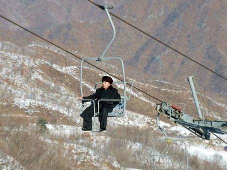 Kim Jong-un aux sports d'hiver, une superproduction nord-coréenne - Rue89 | 694028 | Scoop.it