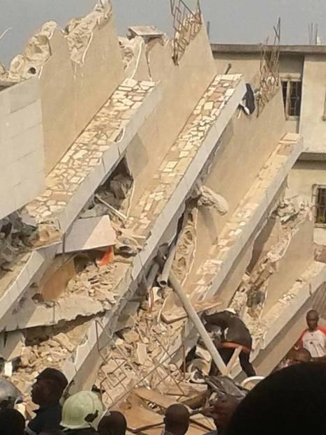 Côte d'ivoire. Abidjan effondrement d'un immeuble r+4 avec ses occupants le mardi 7 janvier 2014   Archicaine   Sélection de projets   Scoop.it