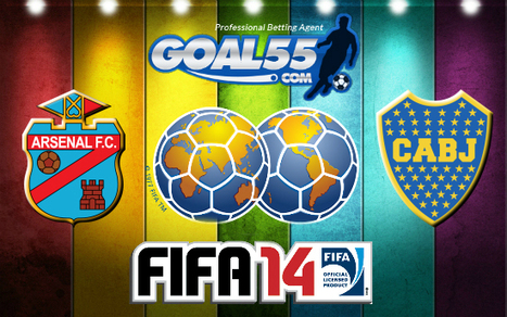 Prediksi Skor Arsenal Vs Boca Juniors 17 November 2014 | Agen Bola, Casino, Poker, Togel, Tangkas | Scoop.it