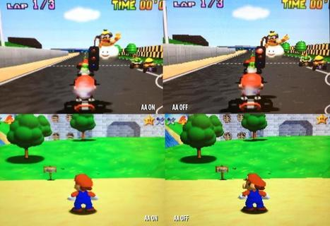 Nintendo 64 Games Hacked To Remove Blurry Graphics Via Action Replay Or Flash Cartridges | [FTH]-NEWS | Scoop.it