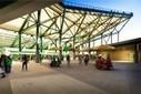 Apogee Stadium: US' First LEED Platinum Stadium Uses Wind Turbines to Power its Games | sustainable architecture | Scoop.it