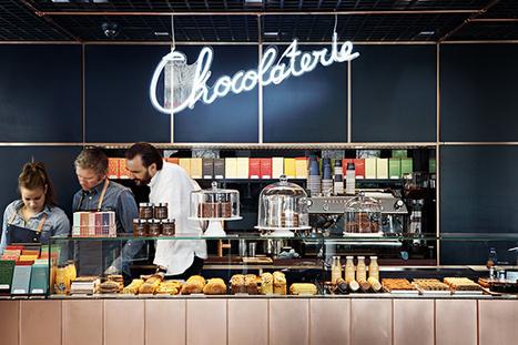 La Chocolaterie Cyril Lignac a ouvert ses portes | Les Gentils PariZiens : style & art de vivre | Scoop.it