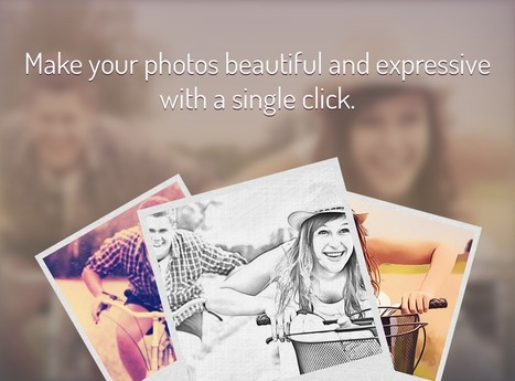 PhotoMania - Free Online Editor | Retouches et effets photos en ligne | Scoop.it