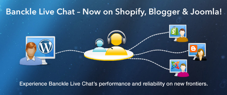 Live Chat and Customer Support App for Sopify Websites by Banckle | Business and Social applications | Scoop.it