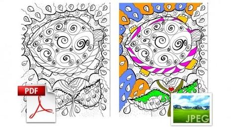 Convertir un PDF en image | Outils numériques | Scoop.it