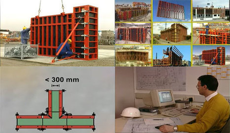 Formwork Design | Types Of Formwork Materials | Trio Formwork System | Construction - BIM - Revit Global | Scoop.it