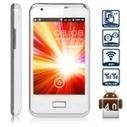 ZOPO ZP100 Android 4.0 3G Smart Phone Téléphone mobile Double Carte SIM 4,3 pouces écran tactile capacitif WCDMA + GSM GPS WiFi (Noir) - 7mall.fr | 7mall | Scoop.it