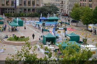 Kids Fitdays au Jardin du Luxembourg | Paris | Scoop.it