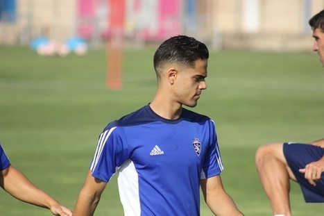 Fran sigue entrenándose al margen | REAL ZARAGOZA | Scoop.it