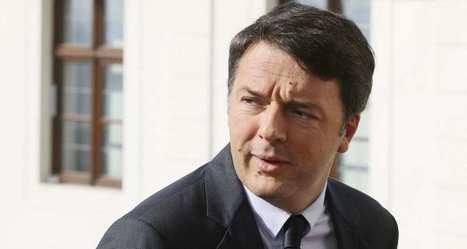 Ça se passe en Europe: en Italie, la colère de Matteo Renzi, en Allemagne, Merkel sous pression | L'Europe en questions | Scoop.it