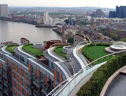 Sistem odvodnjavanja fasada, ravnih krovova i terasa | Podovi i podne obloge | Podovi | Scoop.it