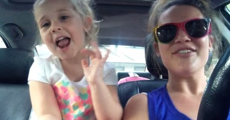Mother-Daughter Lip-Sync Will Rekindle Your 'Frozen' Heart [VIDEO] | Prozac Moments | Scoop.it