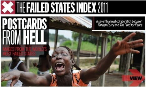 The 2011 Failed States Index | Geography Education | Scoop.it