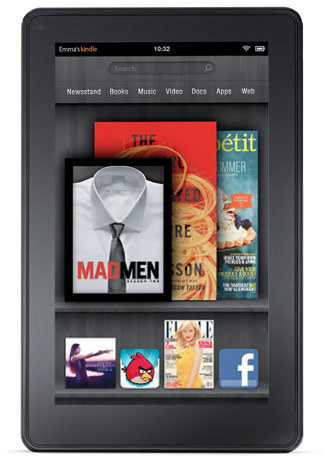 Amazon Did Not Build Its Kindle Fire Tablet to Be an iPad Killer | New Digital Media | Scoop.it