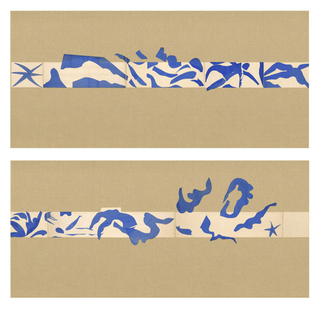 HENRI MATISSE: THE CUT-OUTS, THE MOST EXTENSIVE EXHIBITION OF THE ARTIST'S LATE WORK EVER MOUNTED | The Palace of Culture | Scoop.it