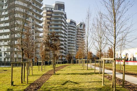 CityLife diventa verde, inaugurata la prima parte del parco - il Giornale | Gli alberi nei giardini | Scoop.it