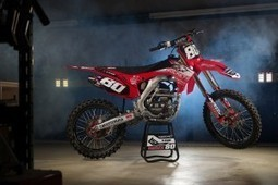 2014 CRF250R Dual and Single systems in production! » Rocket ... | Dirt Biking | Scoop.it