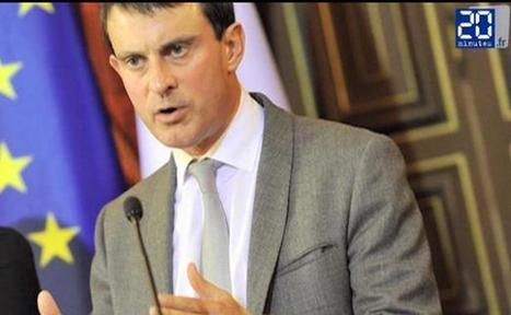 VIDEO. Manuel Valls, l'art de la communication | Communication | Scoop.it