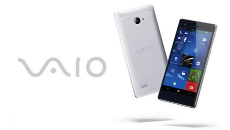 New VAIO Windows 10 Mobile handset gets its Bluetooth certification | Windows Phone - CompuSpace | Scoop.it
