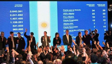 El kirchnerismo lidera en el país, aunque perdió terreno | Elecciones 2013 | Scoop.it