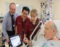Case study: Horsley ITU brings iPads to patients   ICT Showcases (exploratie)   Scoop.it