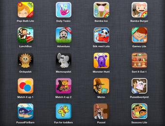 91 appar för förskolan | lärresurser | Scoop.it