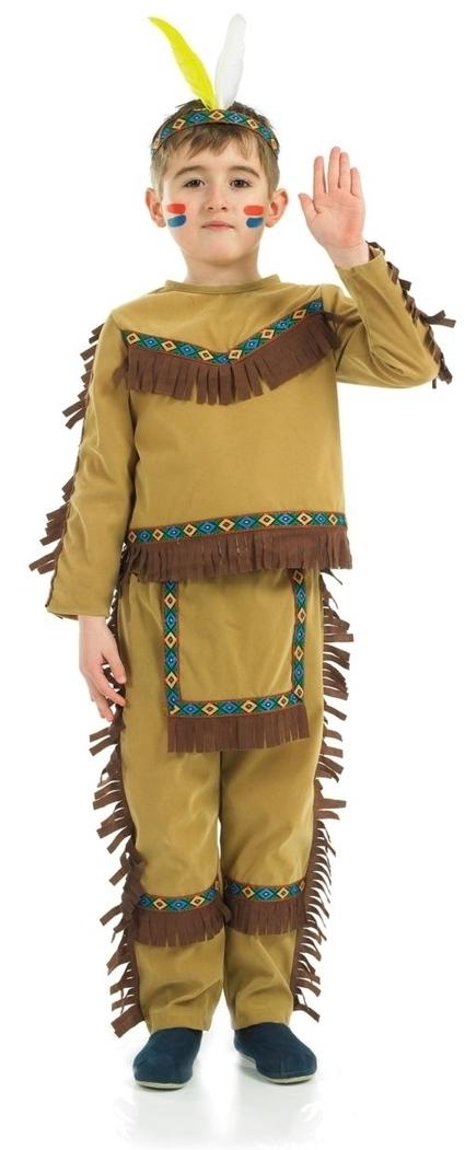 Boys Indian Chief Fancy Dress Costume, American Red Indian Fancy Dress Outfit   Fancy Dress Ideas   Scoop.it
