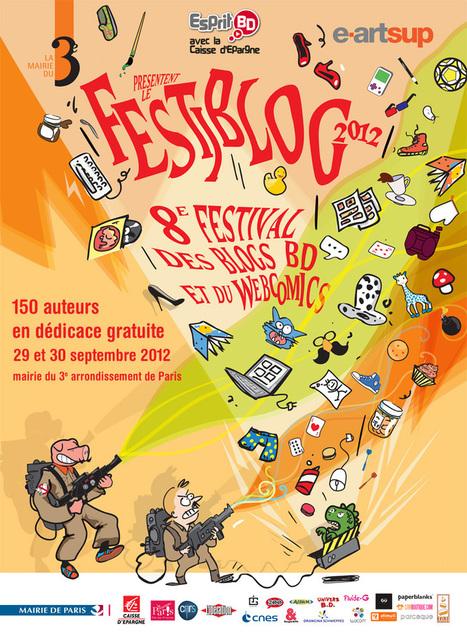 Strip Science au Festiblog | Participation culturelle | Scoop.it