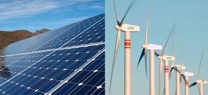 Las Energías Renovables en México, Pueden Perder Mucho Terreno | Infraestructura Sostenible | Scoop.it