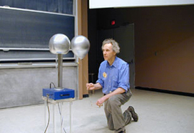 Electricity and Magnetism Course by Walter Lewin | The Thunderbolts Project | Scoop.it